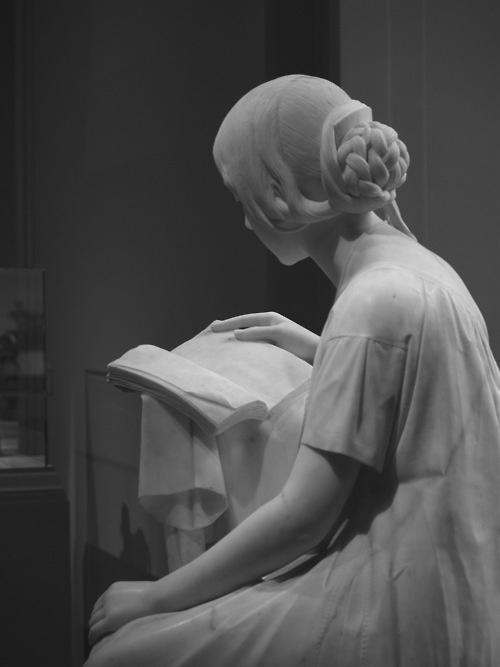reading is an art